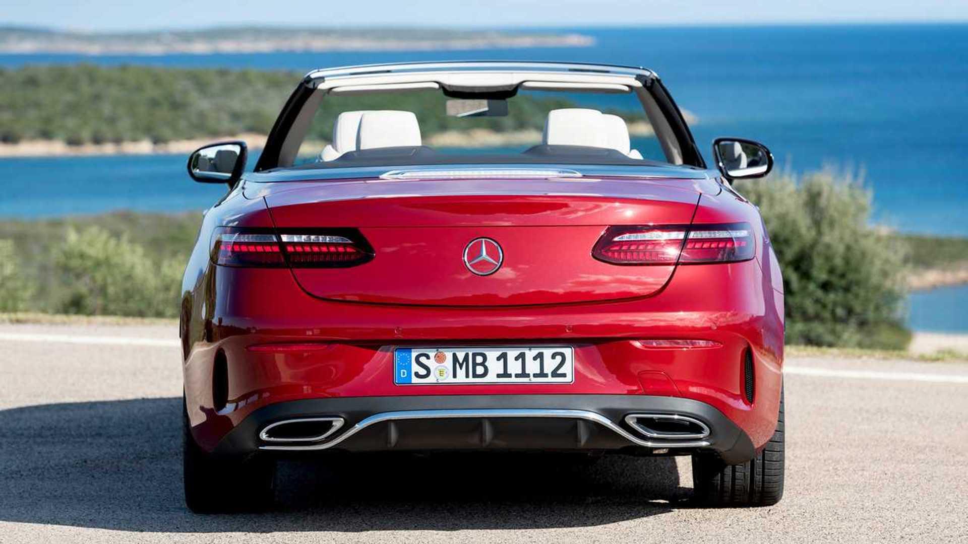 Mercedes-Benz Clase E Restyling (2020) 109
