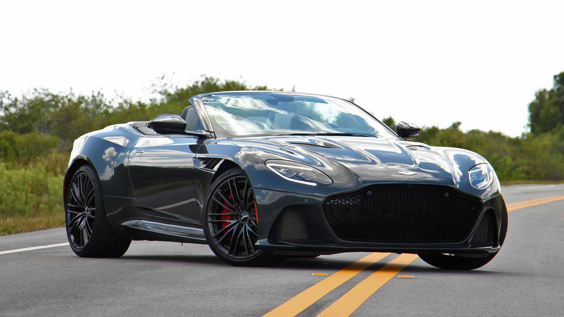 2020 Aston Martin Dbs Superleggera Volante Review Superlative