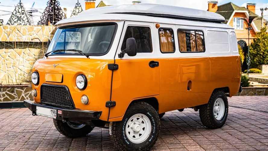 «УАЗ Байкал» – кемпер на базе «Буханки»