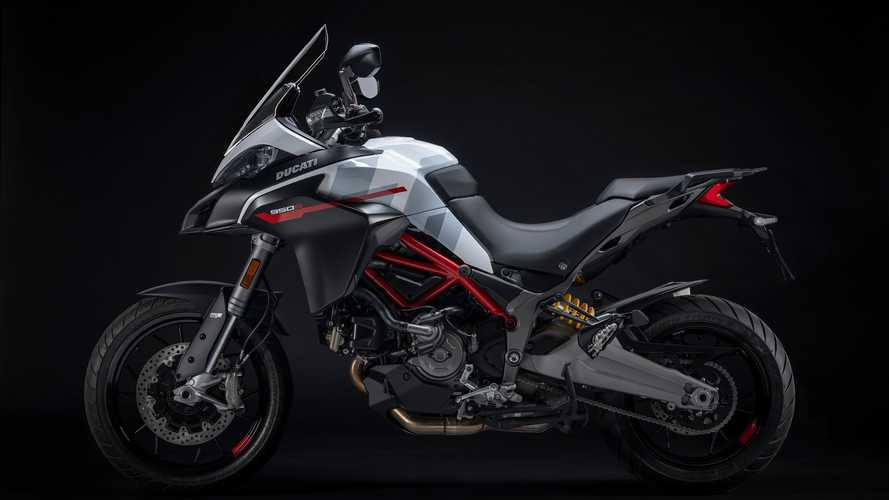 Ducati Multistrada 950 S GP White 2020
