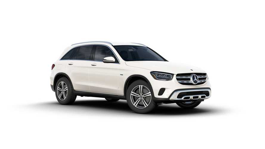 2020 Mercedes-Benz GLC 350e Rated At 22 Miles Of EPA Electric Range