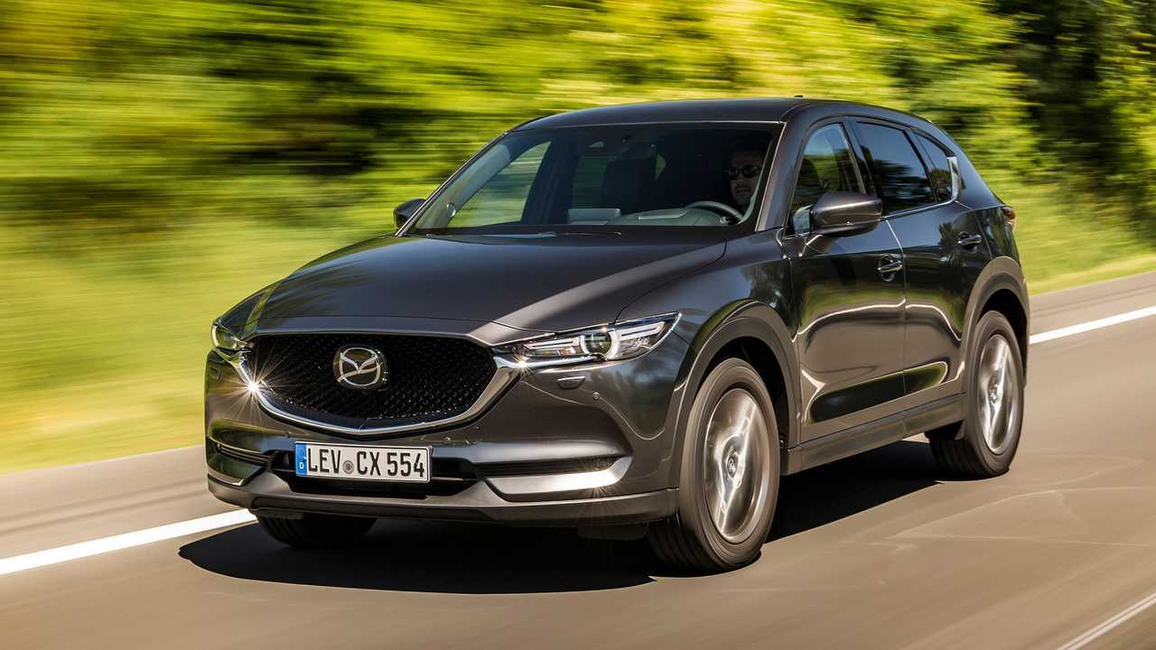 2020 Mazda CX-5 Performance and New Engine
