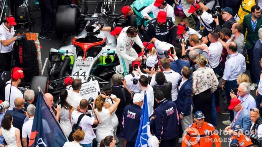 Distanciation sur la grille : les préconisations de la FIA
