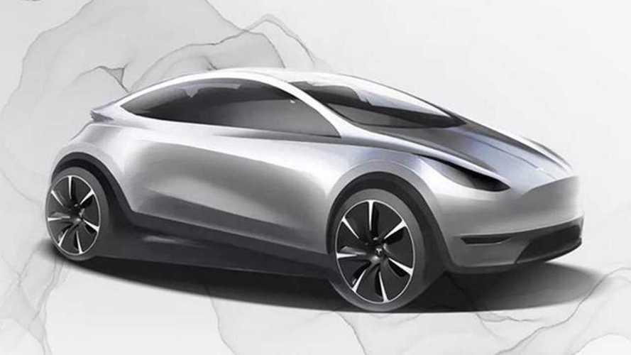 """Tesla: projeto do hatch compacto """"para o povo"""" começa a ganhar forma"""