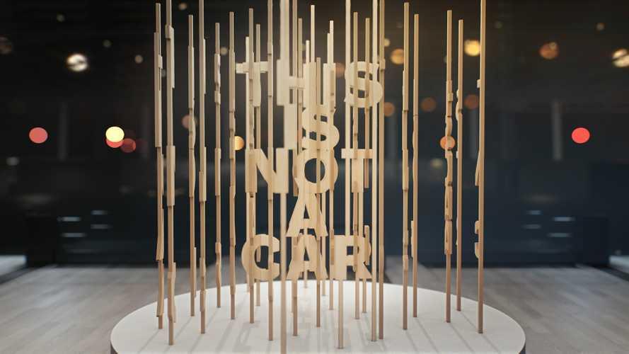 Volvo stand at 2018 LA Auto Show