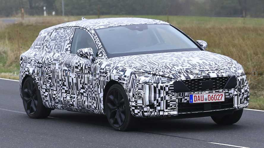 2019 SEAT Leon spied looking sharp and stylish despite camo