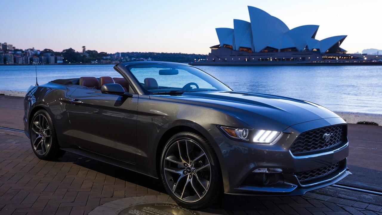 Dünyanın en çok satan coupe'si Ford Mustang