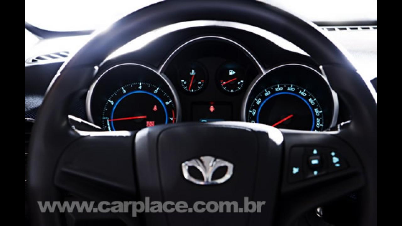 Novo Chevrolet Cruze é lançado na Coréia como Daewoo Lacetti