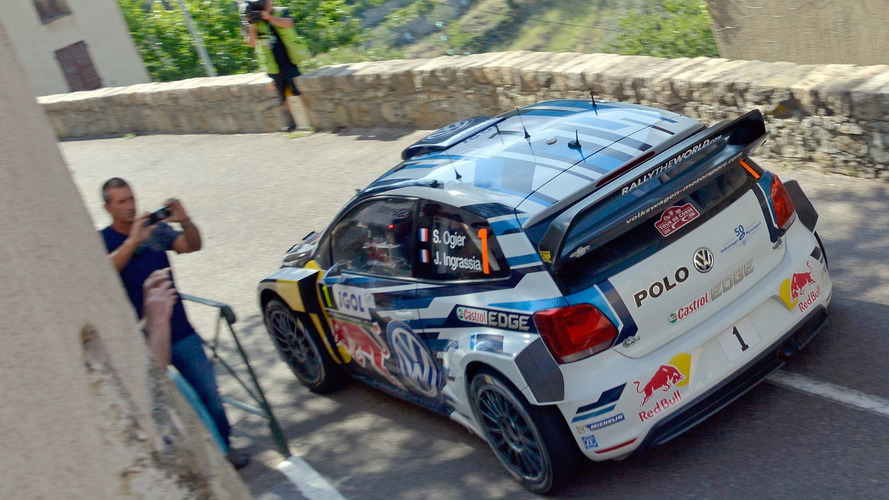 WRC : Ogier et Ingrassia s'imposent au Tour de Corse