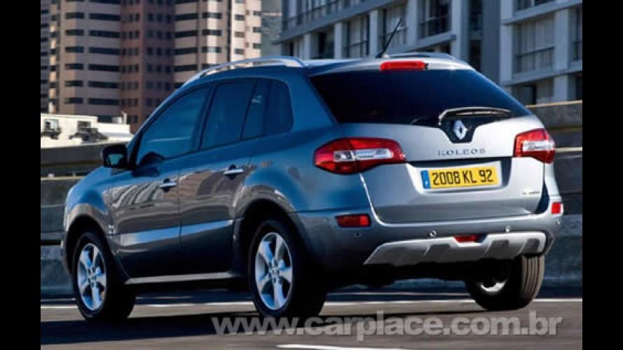 Renault Koleos chega mês que vem na Argentina por R$ 72 mil - E no Brasil?