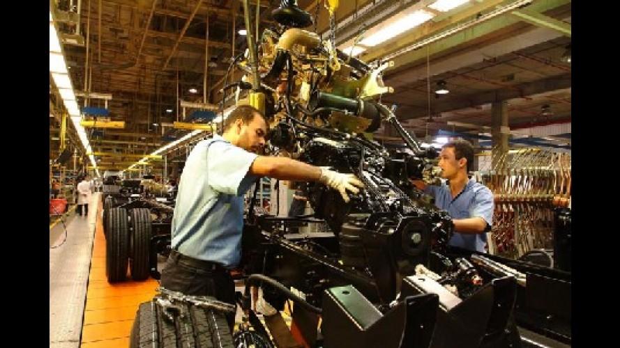 OICA divulga lista das 10 maiores montadoras do mundo - Dados de 2007