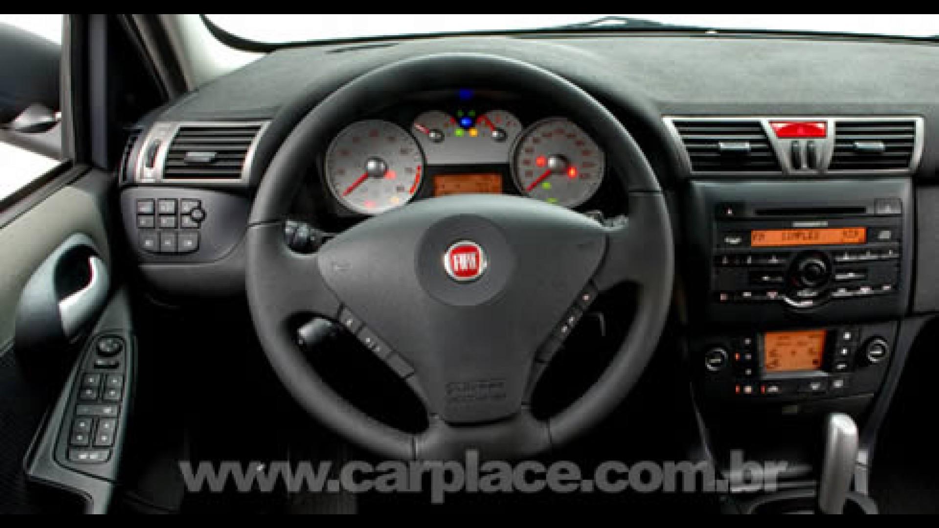 Fiat lança Novo Stilo 2008 com preço inicial de R$ 51.270 ...