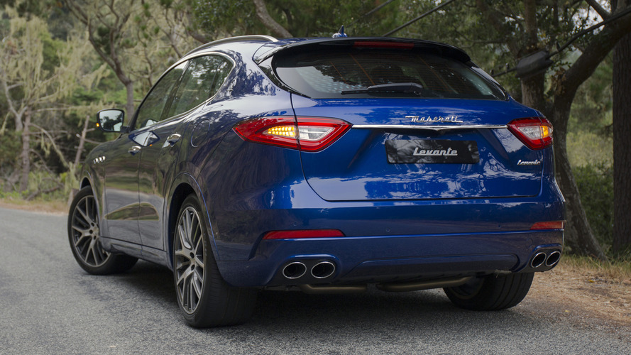 Volta rápida - Maserati Levante 2017