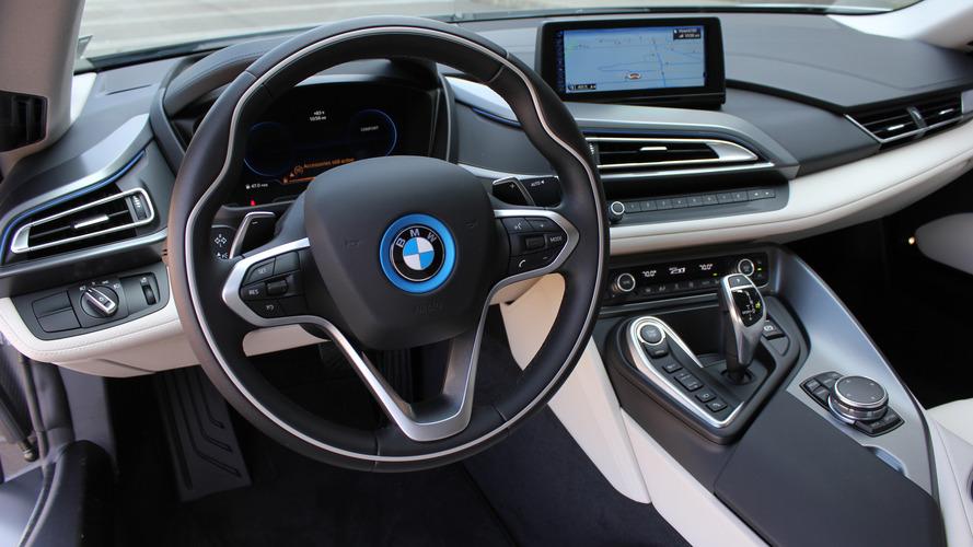 Essai : BMW i8 2016