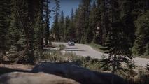 2018 Audi Q5 on-road teaser