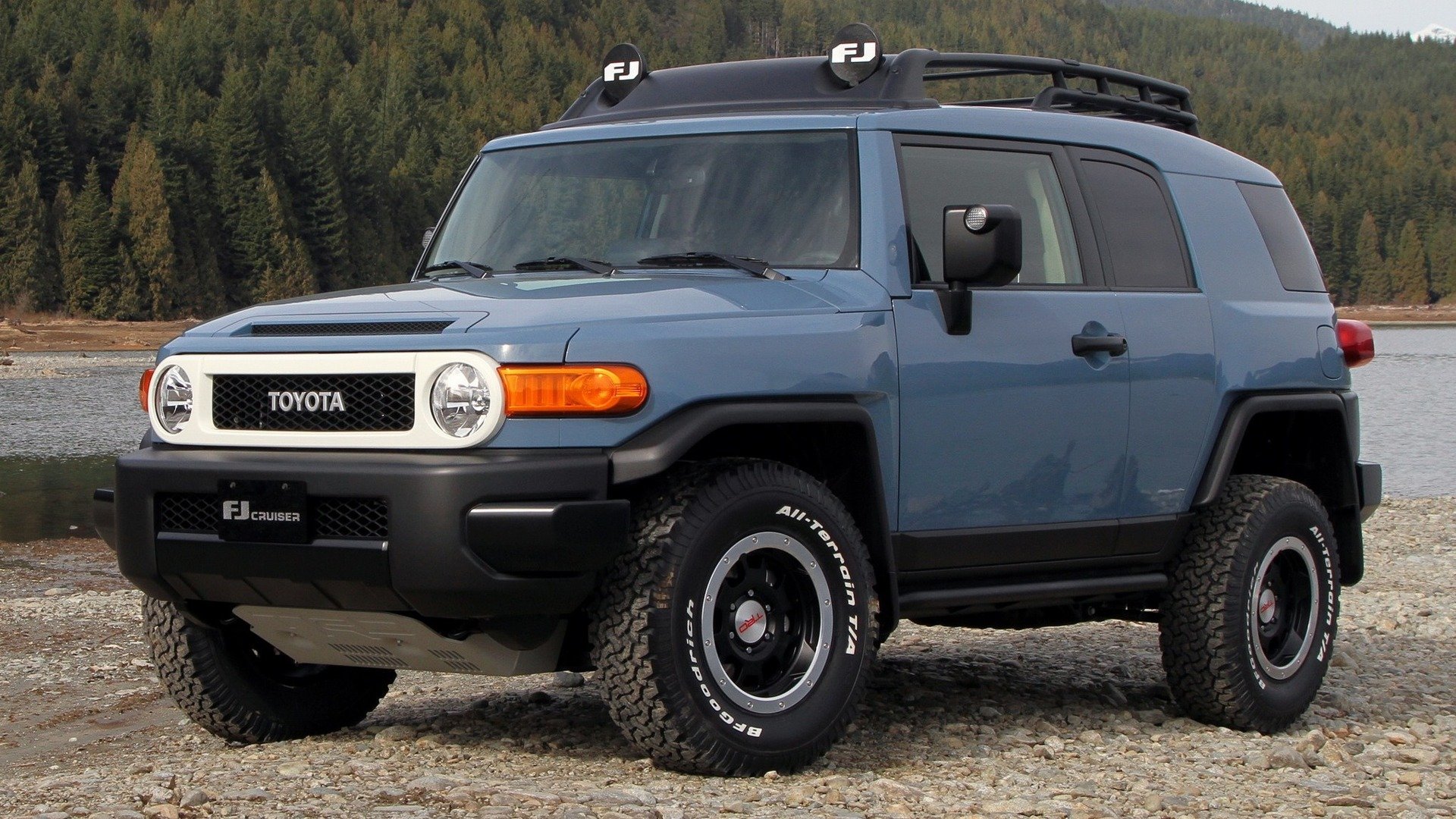 Toyota Ft 4X >> Toyota Ft 4x Trademark Could Be For Fj Cruiser Replacement