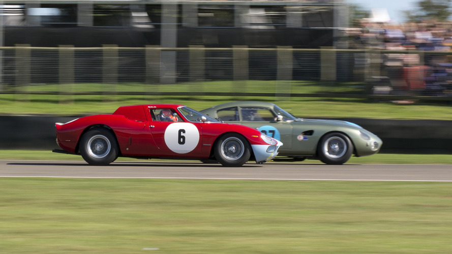 The best of the 2016 Goodwood Revival