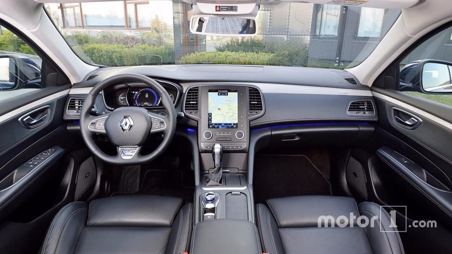 Renault Talisman Estate 2017 Essai