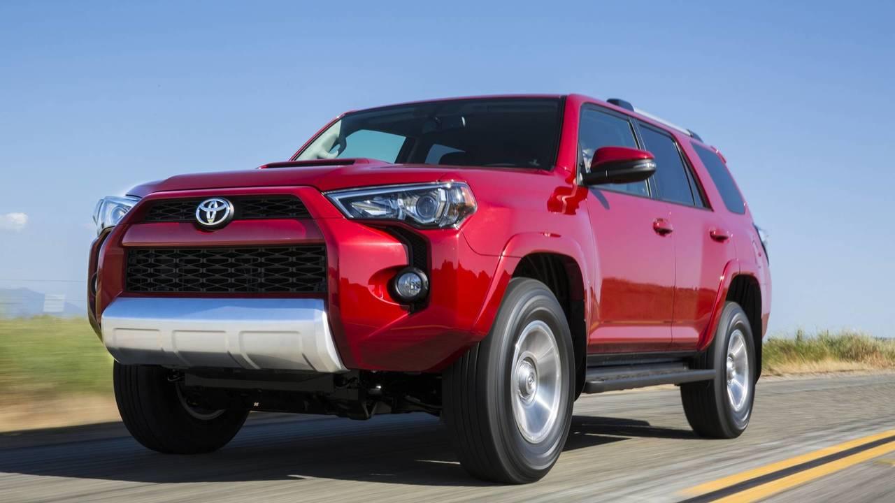 3. Toyota 4Runner