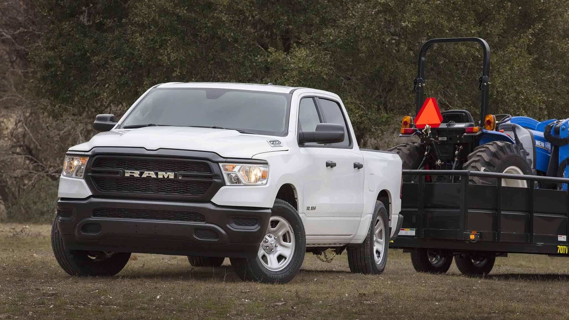 Ram Gets To Work With Debut Of 2019 1500 Tradesman