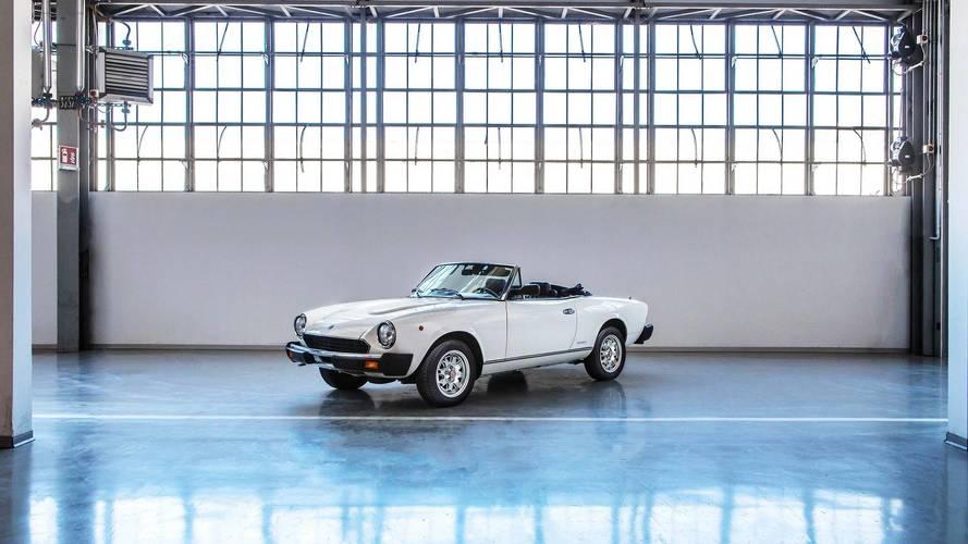 Programa de restauración modelos clásicos Fiat