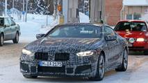 2019 BMW M8 spy photo