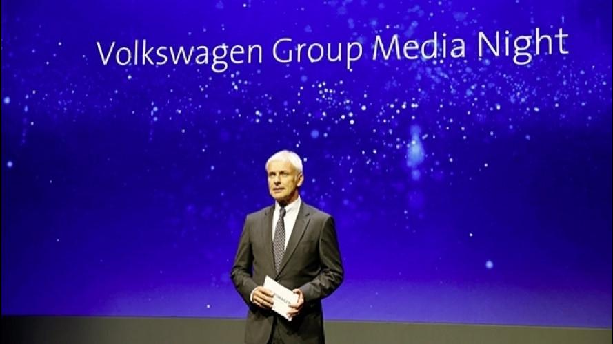 Volkswagen, è tempo di auto elettrica e di condivisione [VIDEO]