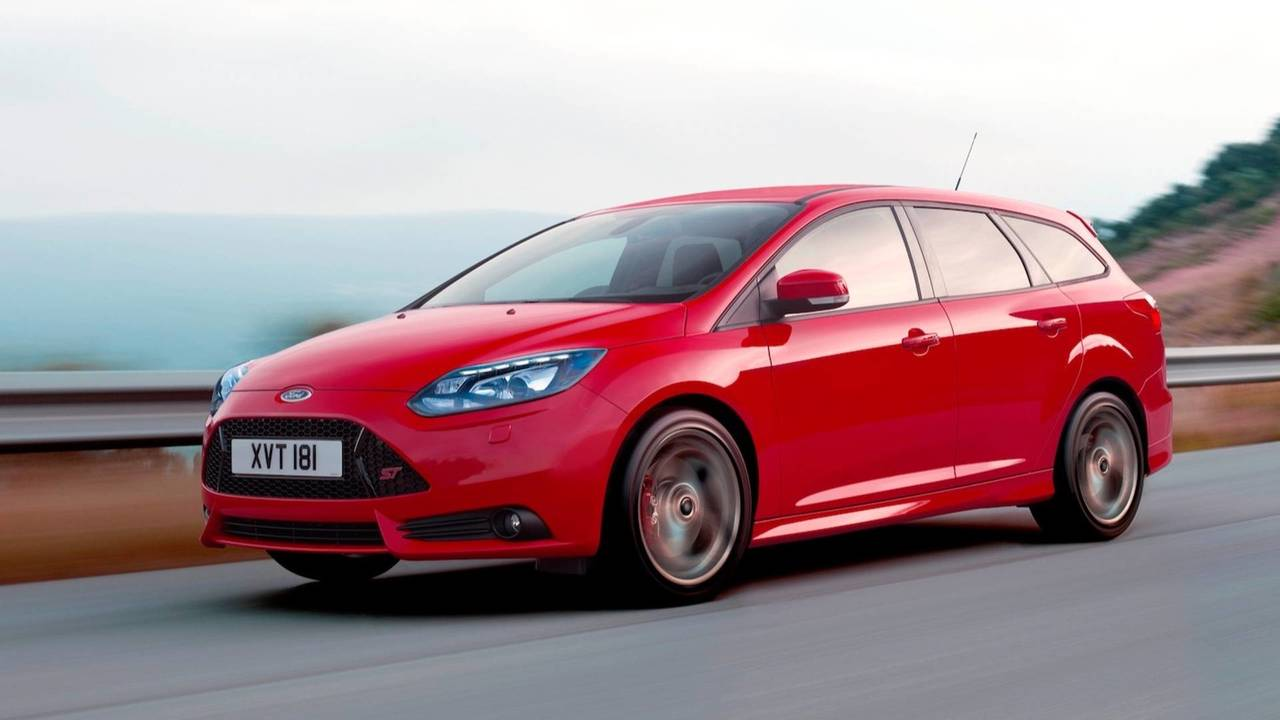 Ford Focus ST (2012)