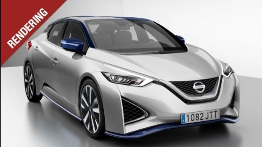 Nuova Nissan Leaf, elettrica anche nelle forme