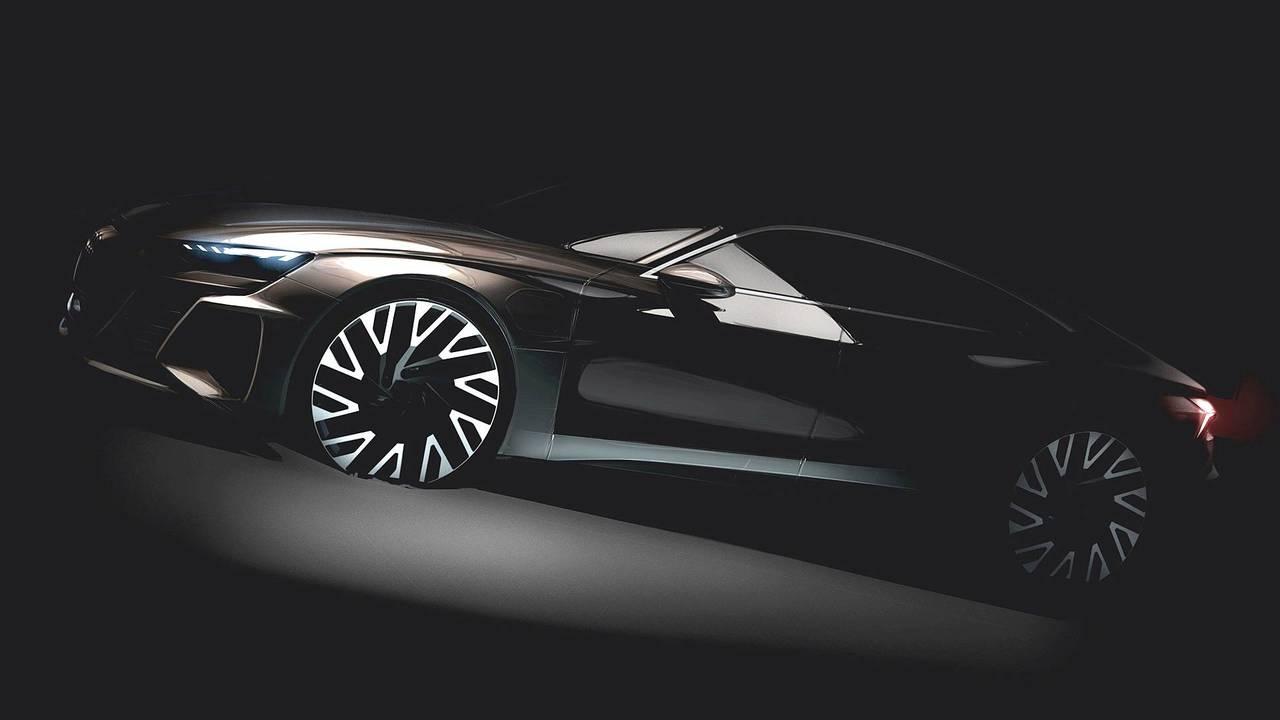 Audi e-tron GT Prototipo