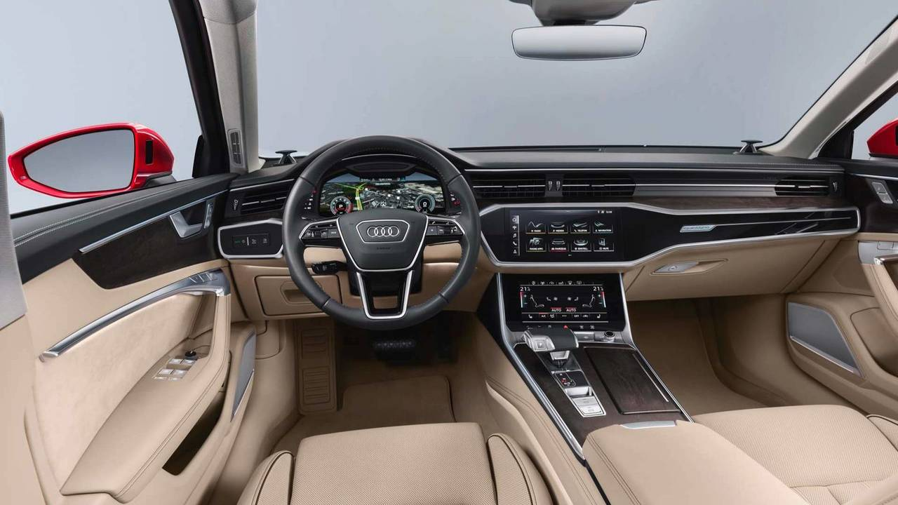 2019 Audi A6 Starts At $58,900, Offers Tons Of Tech On