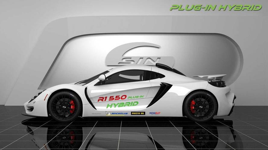 Sin Cars yeni hibrit aracı R1 550'yi tanıtmaya hazırlanıyor