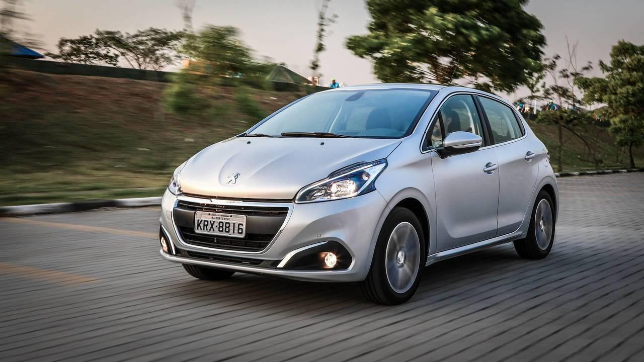 Injustiçados - Peugeot 208