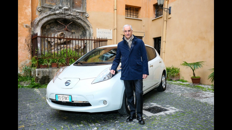 """Nissan, una """"proposta verde"""" ai Comuni"""