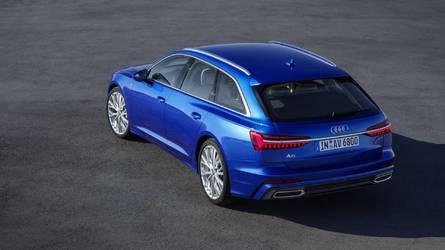 Sportos puttonyos lett az új Audi A6 Avant
