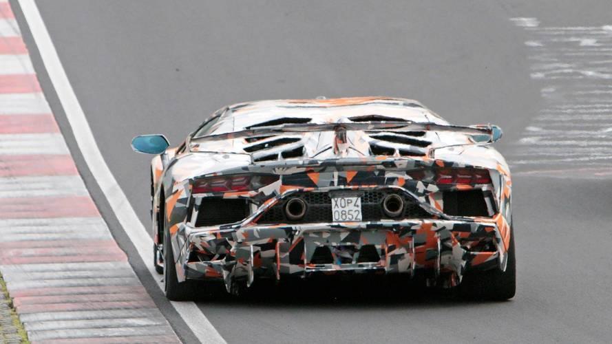 VIDÉO - La Lamborghini Aventador SVJ possède le meilleur rapport poids/puissance