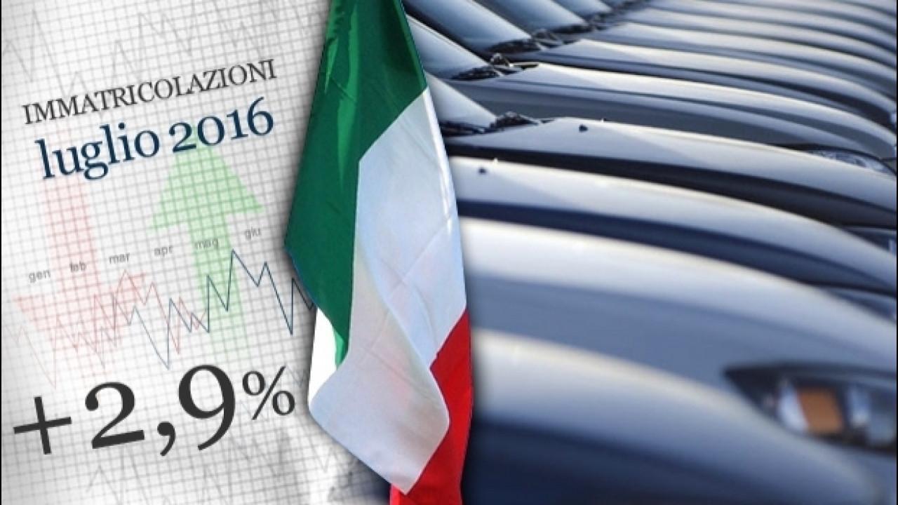 [Copertina] - Mercato auto, l'Italia rallenta