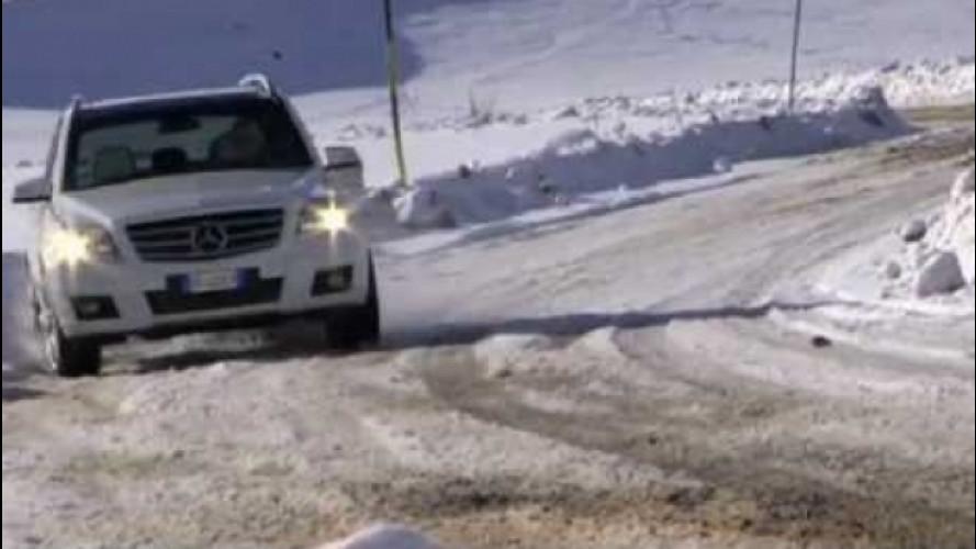 Mercedes GLK, come chiedere di più a una Stella [VIDEO]