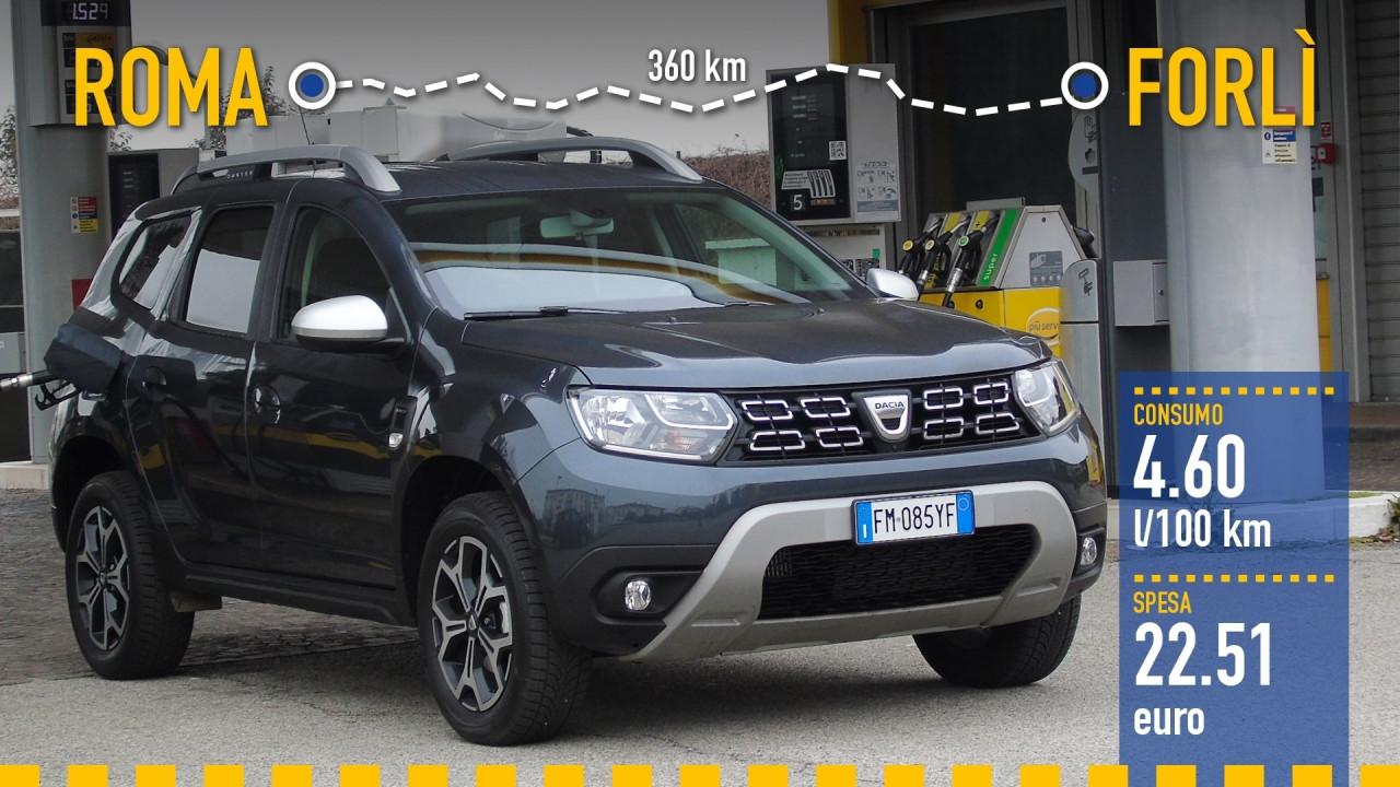 [Copertina] - Dacia Duster 1.5 dCi, la prova dei consumi reali