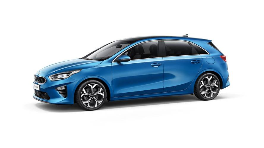 Kia Ceed Mild Hybrid, Plug-In Hybrid Planned; Full EV Ruled Out