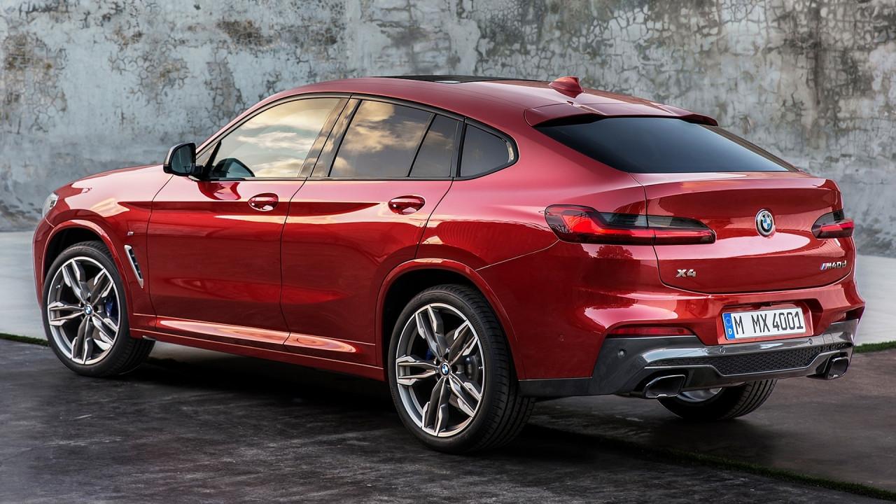 [Copertina] - BMW X4, tutta nuova dopo soli 4 anni