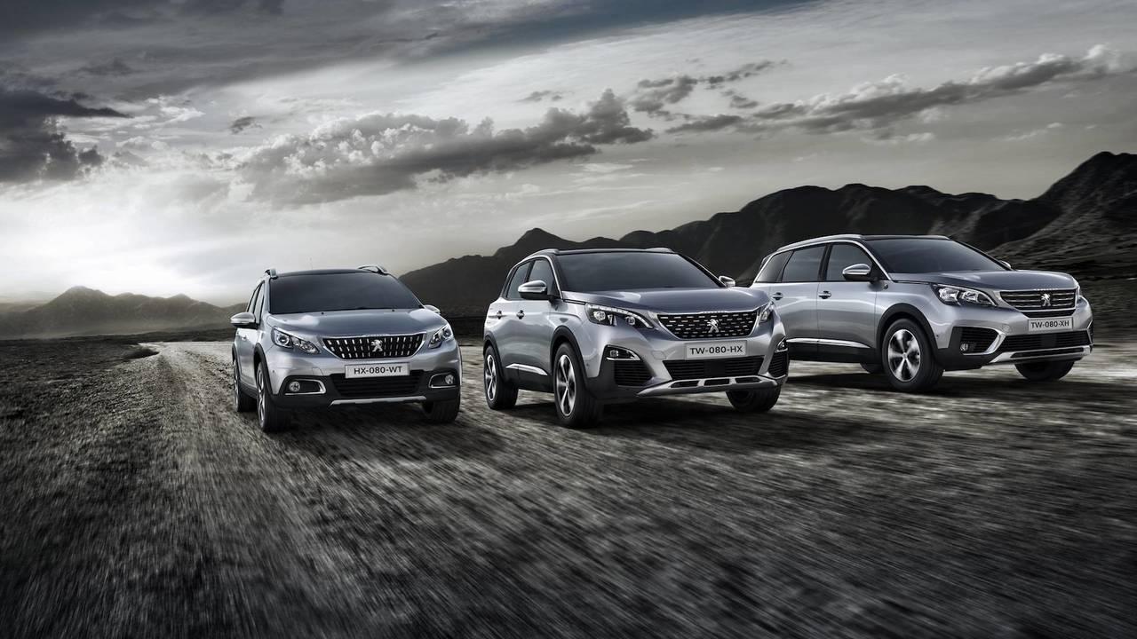 Peugeot SUV Crossway