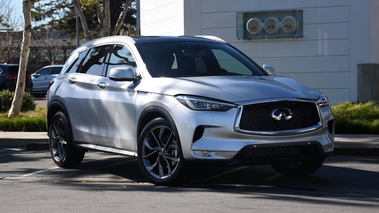 2019 Infiniti Qx50 First Drive Not Your Everyday Suv