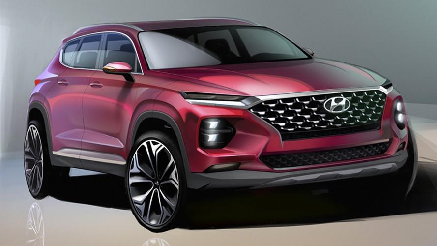 Nuova Hyundai Santa Fe, ecco com'è