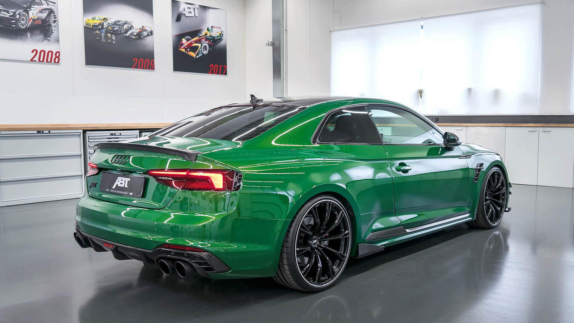 Abt Rs5 R Mehr Gaudi Im Audi