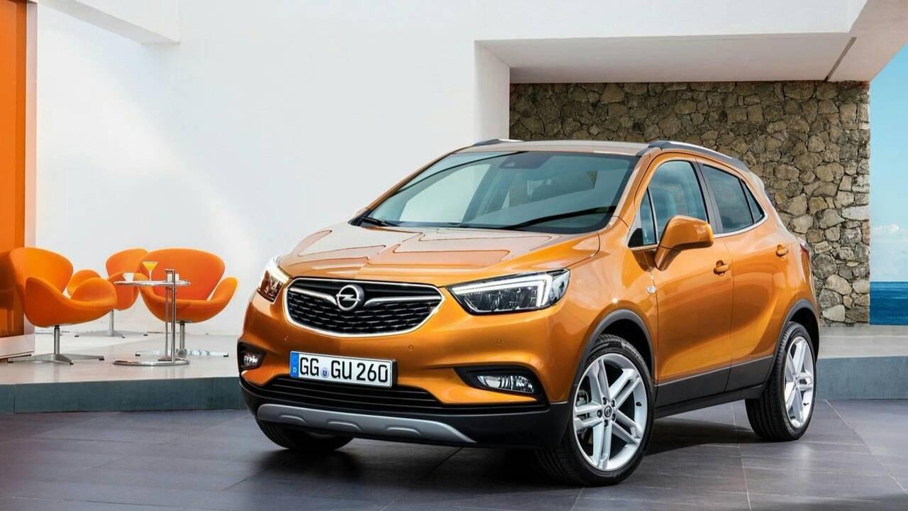 3- Opel Mokka X