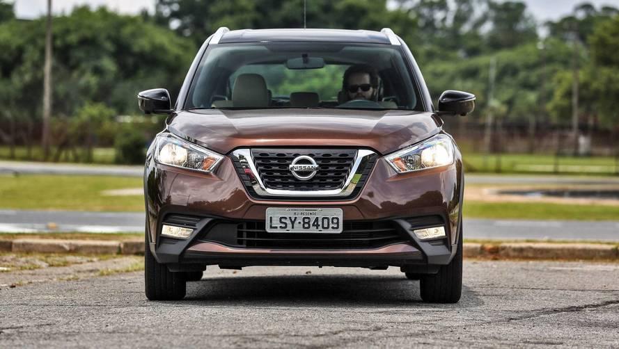 Nissan Kicks completa três anos com 230 mil unidades vendidas