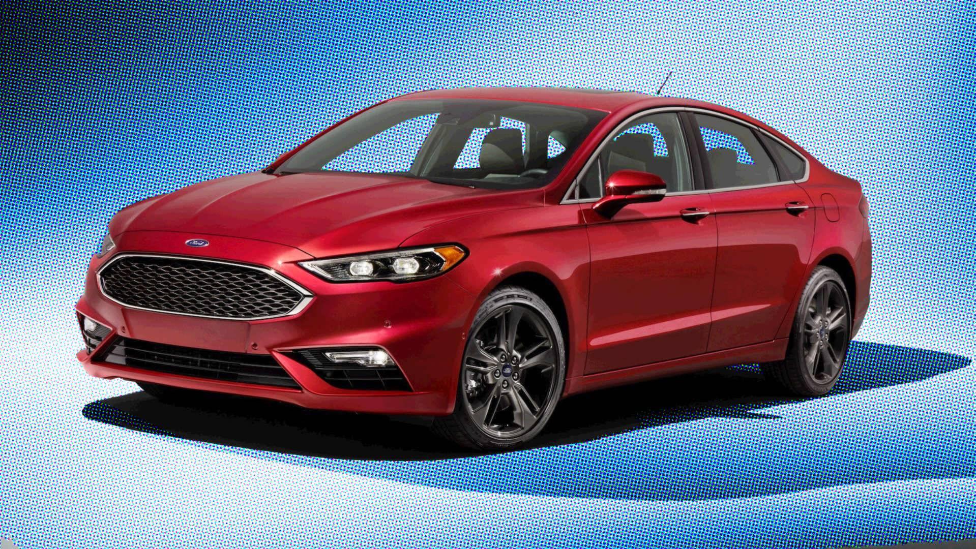 10 Most Powerful Sedans Under 40 000