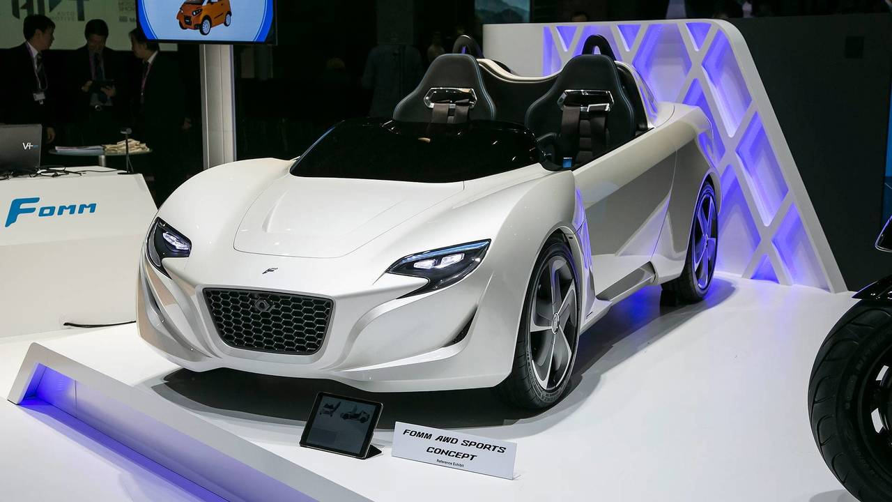 FOMM AWD Sports Concept