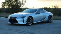 2018 Lexus LC 500: Review